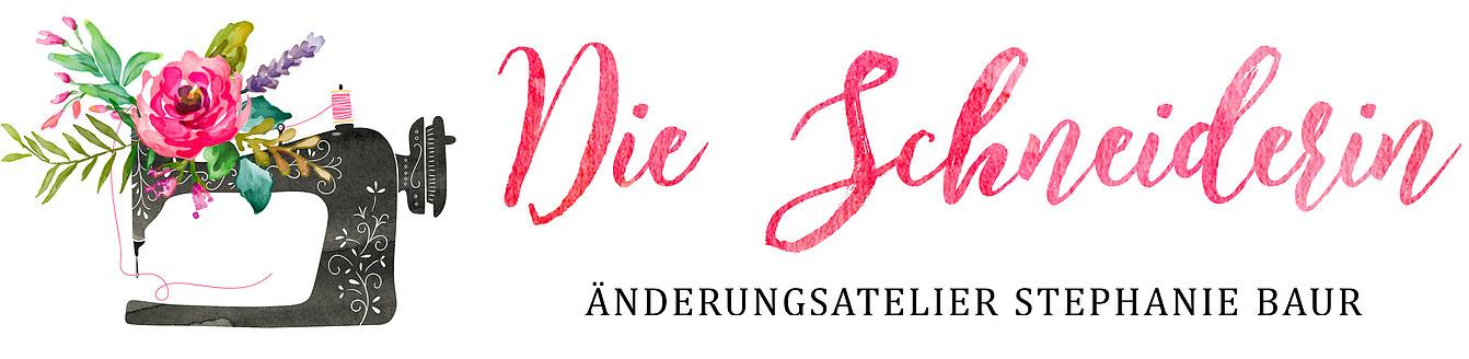 Die Schneiderin - Änderungsatelier Stephanie Baur