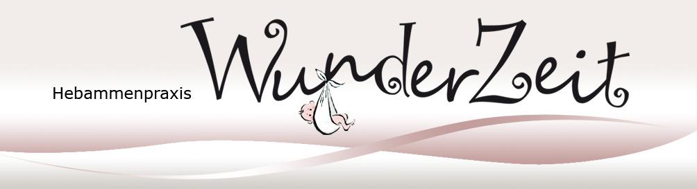 Logo Hebammenpraxis Wunderzeit