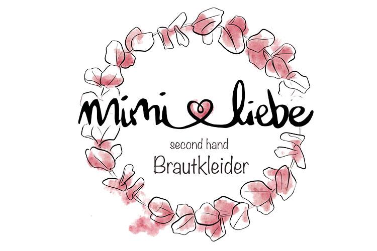 Logo mimiliebe second hand Brautkleider